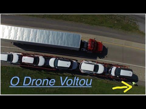 O Drone Voltou - Viagem a Ohio EP70/17 Vlog18rodas