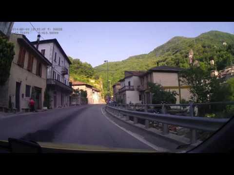 Italy. State road SS4 Via Salaria, 148-175 km. 2014-06, 1x