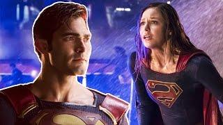 Superman vs Supergirl! - Supergirl Season 2 Episode 22 FINALE Review!