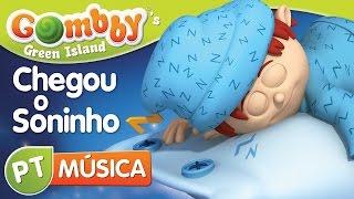 Chegou o Soninho - Canção de embalar em Português - Gombby´s Green Island thumbnail