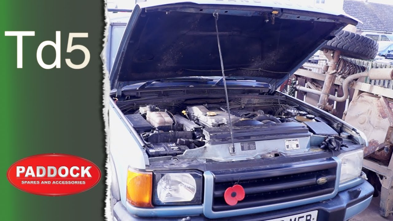 Td5 Non Start Problems Part 1 Youtube Fuse Box Land Rover Series 3