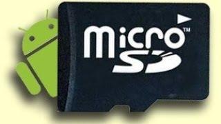 Android (безопасно): замена внутренней памяти на SD карту!