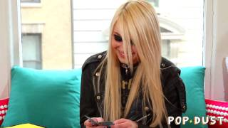 Popdust Exclusive Magic Box Interview: Taylor Momsen
