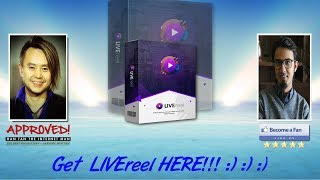 LIVE Reel Sales Video - get *BEST* Bonus and Review HERE!
