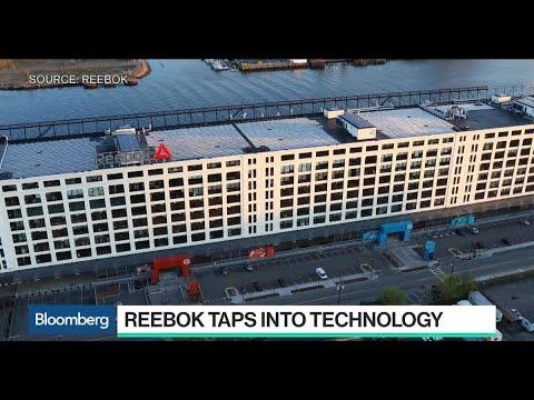 Reebok's Liquid Factory Tech Is a Big Step Forward, President O'Toole Says