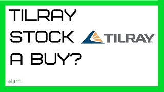 Tilray (tlry) stock is a buy now? -