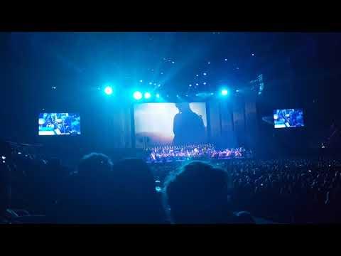 Andrea Bocelli in Krakow - Tauron Arena - 11 November 2017