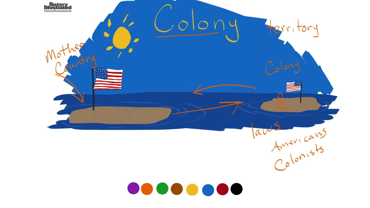 What is a colony 21
