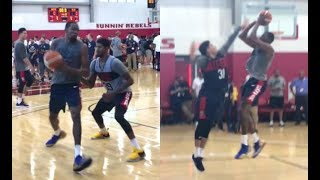 Kevin Durant Is Literally UNGUARDABLE!! Dominates In 1-on-1 at Team USA Camp!!!