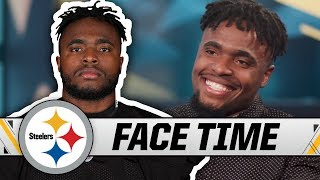 Third-Round Pick Diontae Johnson on his Draft experience, adversity   Steelers Face Time