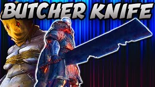 Dark Souls 3: Butcher Knife PvP - The BEST Axe In The Game? / Meeting A Superhero!