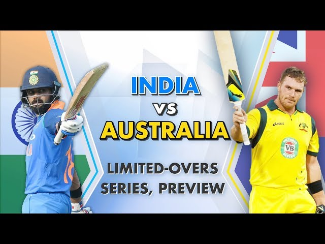 India look to lock remaining spots for 2019 WC in final dress rehearsal - Harsha Bhogle