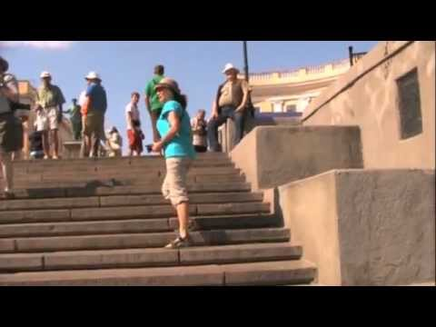 Viking Guided Tour of Odessa: Famous Potemkin Steps