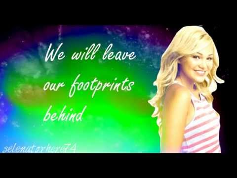 Olivia Holt Carry On Lyrics(Not Full)