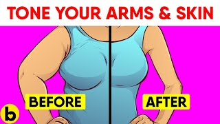 7 Exercises That Tone Arms & Tighten Sagging Skin