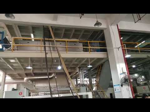 How To Run This Nonwoven Equipment