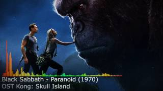 Black Sabbath - Paranoid (1970) (OST Kong Skull Island)