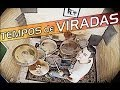 Download TEMPOS DE VIRADAS DE BATERIA MP3 song and Music Video