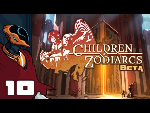Let's Play Children of Zodiarcs [Kickstarter Beta] - PC Gameplay Part 10 - String Em Out