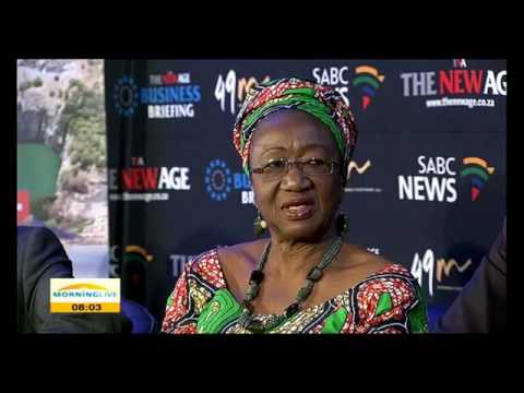TNA Business brief with African City Mayors, 01 June 2016 pt3