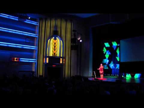 Claudia Alick. Art Maker. Change Maker. | Claudia Alick | TEDxFargo