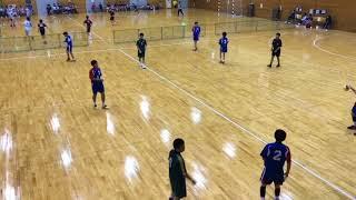 ハンドボール最高!20180818 札幌選抜vs紋別高校 国体北海道予選