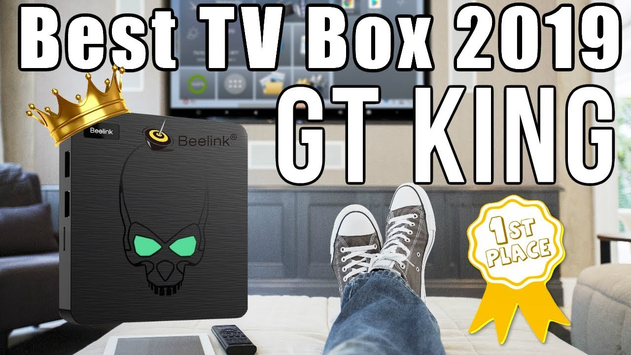 🏆Ranked #1 Top The Chart - Beelink GT King Amlogic S922X TV