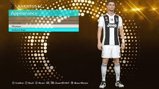 Pes 2018 Ps4 Monster Patch Summer Season Update Kits 2018-2019