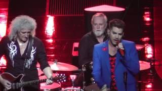 Download Queen+Adam Lambert 7/23/17: 12 - Somebody to Love (broken guitar string)- Uncasville, CT Mp3 and Videos