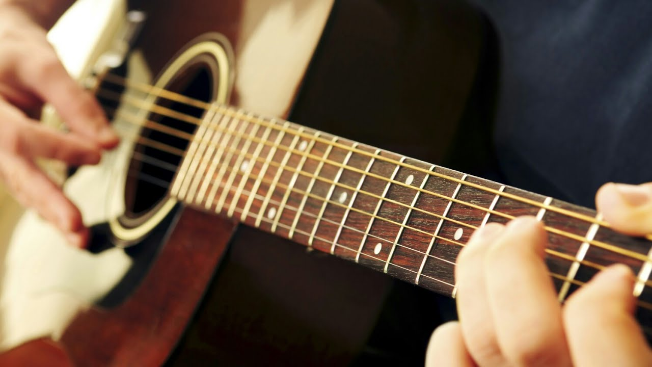 Jiya Jaye Na Ore Piya Re Hd Acoustic Song On Guitar Youtube