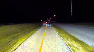 Whiting Hammond After Midnight Ride (WHAM RIDE) - Near The Horseshoe Casino - 8/9/2015
