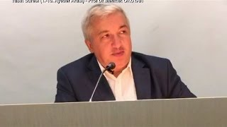 09-10-2016 Yasin Suresi (1.-10. Ayetler)-Prof Dr Mehmet OKUYAN–Deva Vakfı Tefsir Dersleri–(Periskop)