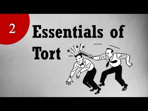 Essentials of Tort