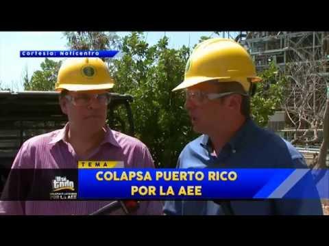 """LO SE TODO: """"COLAPSA PUERTO RICO"""" ( DIA 2, EL PEOR APAGON DESDE EL FIASCO DE SILA CALDERON EN 2004)"""