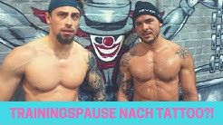 INKED – Wie viel Trainingspause nach Tattoo?
