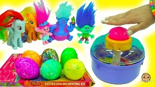Download Spin An Egg Does It Work? My Little Pony Twilights Art Class Making Trolls Eggs Mp3 and Videos
