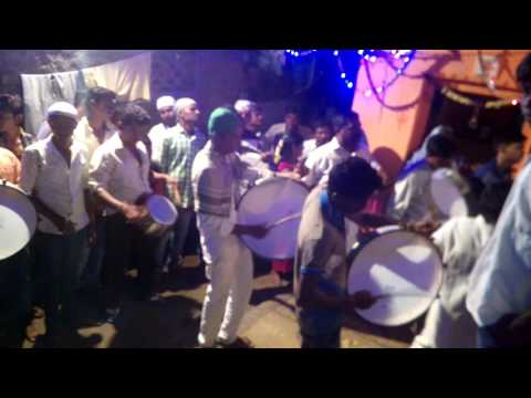 Daf maharashtrian folk instruments