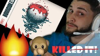 Logic - Homicide (feat. Eminem) | REACTION - I GET NASTY WITH THE MOVES!