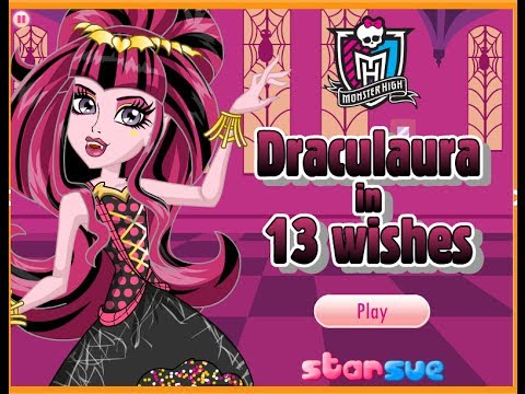 monster high dating dress up games