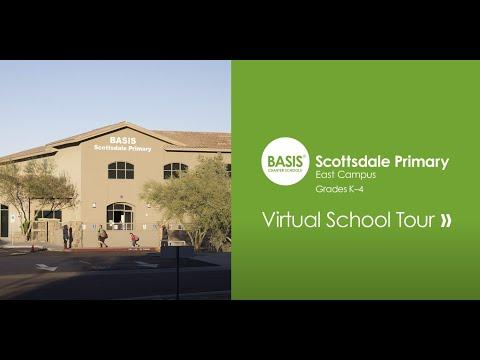 BASIS Scottsdale Primary - East Campus - Virtual School Tour