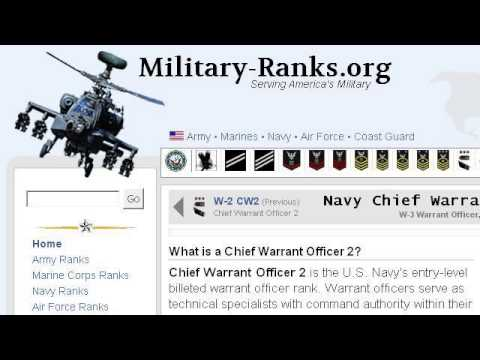 What Is A Naval Warrant Officer?