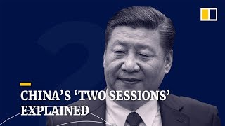 The 'two sessions' explained: China's most important political meetings of the year