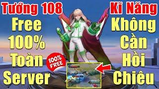 [Gcaothu] Garena chơi lớn Free toàn Server vị tướng thứ 108 -Iggy kĩ năng không cần hồi dùng mỏi tay