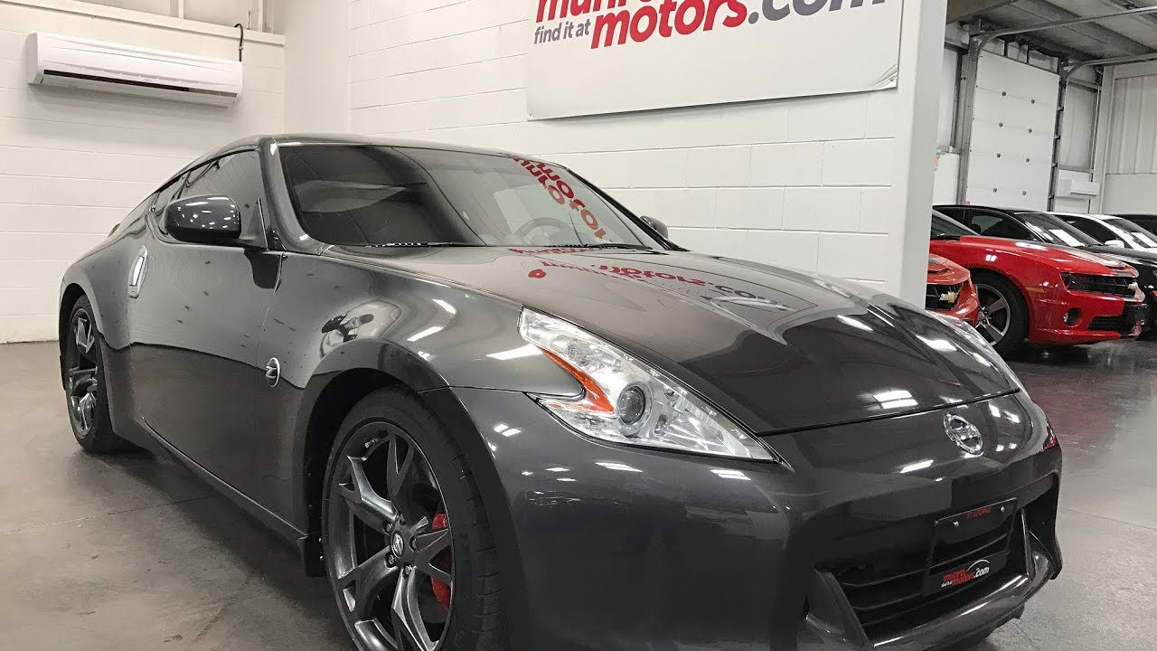 2010 Nissan Sold Sold Sold 370z 40th Anniversary Edition
