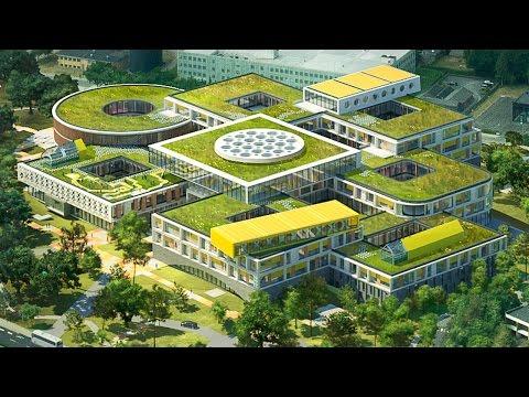 LEGO Group Headquarters Expansion: LEGO People House (Billund)