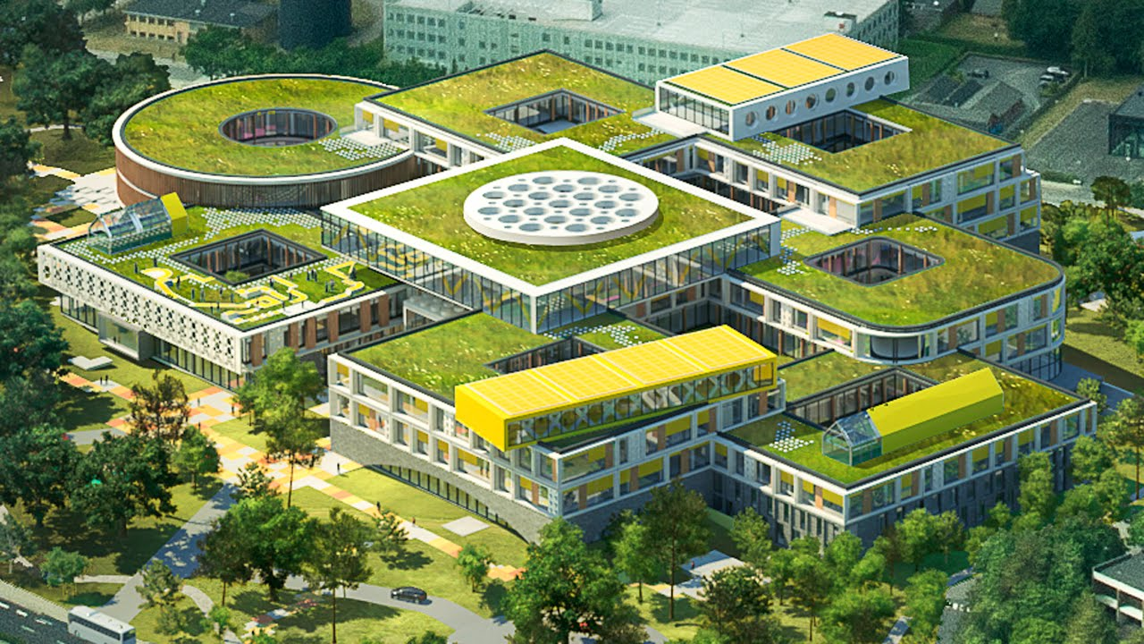 lego head office. LEGO Group Headquarters Expansion: People House (Billund) Lego Head Office O