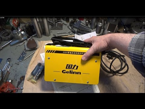 Review Stick Welding Machine From Banggood