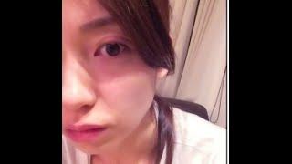 飯田圭織、左まぶたにポツンとできものがある自身の画像を掲載。 ツルツ...