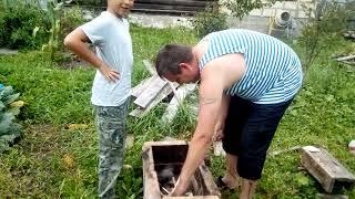 Крутое видео урок 1 как правильно разжечь костёр
