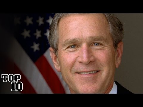 Thumbnail: Top 10 Worst American Presidents